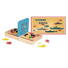 Achat Mes premiers jouets Combat Naval en Bois