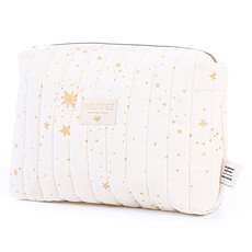 Achat Trousse Trousse de Toilette Travel - Gold Stella & Natural