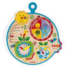 Achat Mes premiers jouets Calendrier au Fil du Temps