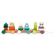Achat Mes premiers jouets Train la Balade des Animaux