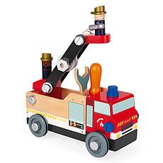 Achat Mes premiers jouets Camion de Pompiers Brico'Kids
