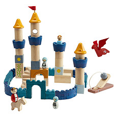 Achat Mes premiers jouets Château 60 Pièces - Tendresse