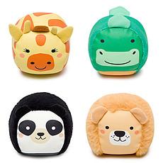 Achat Mes premiers jouets Set de 4 Balles Doudou Les Dooballs - Jungle