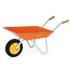 Achat Mes premiers jouets Brouette en Métal Happy Garden