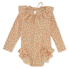Achat Accessoires bébé Maillot de Bain à Manches Longues Manuca - Buttercup Orange
