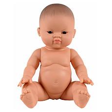 Achat Mes premiers jouets Poupée Petit Garçon d'Asie aux Yeux Foncés