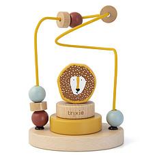 Achat Mes premiers jouets Labyrinthe à Perles en Bois - Mr. Lion