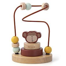 Achat Mes premiers jouets Labyrinthe à Perles en Bois - Mr. Monkey