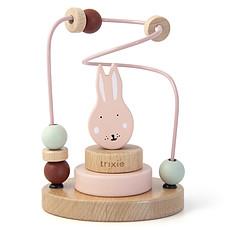 Achat Mes premiers jouets Labyrinthe à Perles en Bois - Mrs. Rabbit