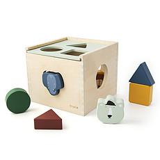 Achat Mes premiers jouets Boîte à Formes en Bois