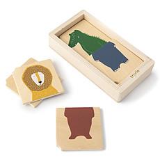 Achat Mes premiers jouets Puzzle Animaux Combo en Bois