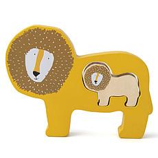 Achat Mes premiers jouets Puzzle Bébé en Bois - Mr. Lion