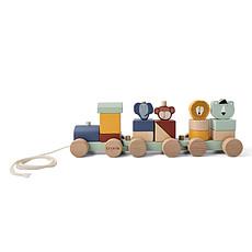 Achat Mes premiers jouets Train en Bois Animaux