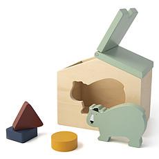 Achat Mes premiers jouets Maison en Bois - Mr. Polar Bear