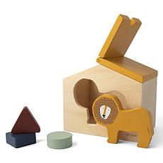 Achat Mes premiers jouets Maison en Bois - Mr. Lion