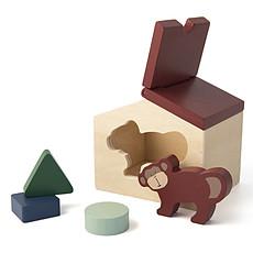 Achat Mes premiers jouets Maison en Bois - Mr. Monkey