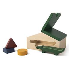 Achat Mes premiers jouets Maison en Bois - Mr. Crocodile
