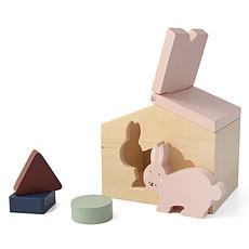 Achat Mes premiers jouets Maison en Bois - Mrs. Rabbit
