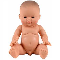 Achat Mes premiers jouets Poupon Petit Garçon aux Yeux Foncés