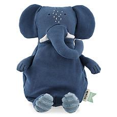 Achat Peluche Petite Peluche Mrs. Elephant
