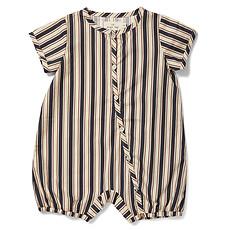Achat Robe & combinaison Barboteuse Verbena Navy Stripes - 6 Mois