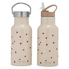 Achat Tasse & Verre Gourde Raspberry & Red Dot - 330 ml