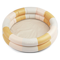 Achat Mes premiers jouets Piscine Leonore - Rayures Peach Sandy & Yellow Mellow