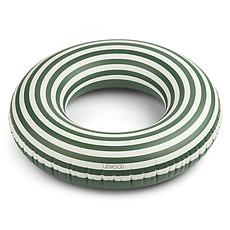 Achat Mes premiers jouets Bouée Donna - Rayures Garden Green & Crème de la Crème