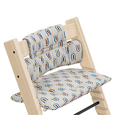 Achat Chaise haute Coussin Classic Tripp Trapp - Robot Grey
