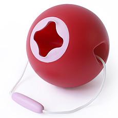 Achat Mes premiers jouets Seau Ballo - Cerise