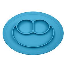 Achat Vaisselle & Couvert Set de Table et Assiette Tout-en-1 Irrenversable Mini Mat - Bleu