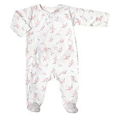 Achat Body & Pyjama Combinaison Jour et Nuit Pensées - 1 Mois