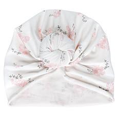 Achat Accessoires bébé Bonnet Turban Pensées - 3/6 Mois