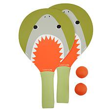 Achat Mes premiers jouets Mini Raquettes de Plage - Requin