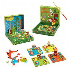 Achat Mes premiers jouets Coffret de 4 Jeux LudoWood