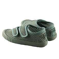 Achat Chaussons & Chaussures Baskets Respirantes à Scratch - Fern