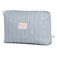 Achat Trousse Trousse de Toilette Travel - Willow Soft Blue