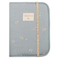 Achat Protège-carnet santé Protège Carnet de Santé Poema - Willow Soft Blue