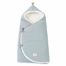 Achat Chancelière Nid d'Ange Cozy Willow Soft Blue - 0/3 Mois