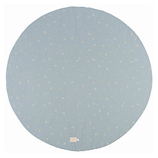 Achat Tapis Tapis Rond Full Moon Willow Soft Blue - Ø 105 cm