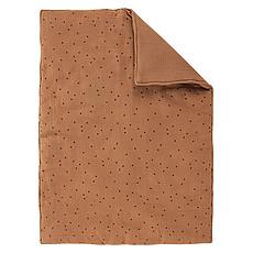 Achat Linge de lit Couverture Bébé - Pois Nut