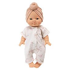 Achat Mes premiers jouets Poupée Fille avec sa Tenue Pensées
