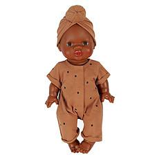 Achat Mes premiers jouets Poupée Fille avec sa Tenue Pois Nut
