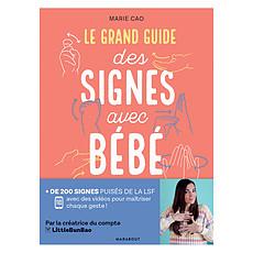Achat Livre & Carte Le Grand Guide des Signes avec Bébé