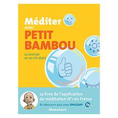 Achat Livre & Carte Méditer avec Petit Bambou