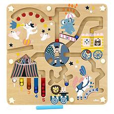 Achat Mes premiers jouets Labyrinthe Magnétique Circus Michelle Carlslund