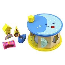 Achat Mes premiers jouets Boîte à Formes Sonores Suzy Ultman