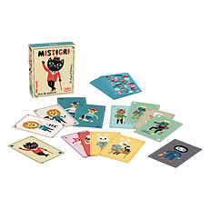 Achat Mes premiers jouets Jeu de Cartes Mistrigri Ingela P. Arrhenius