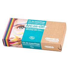 Achat Anniversaire & Fête Kit de Maquillage 8 Couleurs - Arc-en-ciel