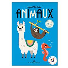 Achat Livre & Carte Animaux Autour du Monde